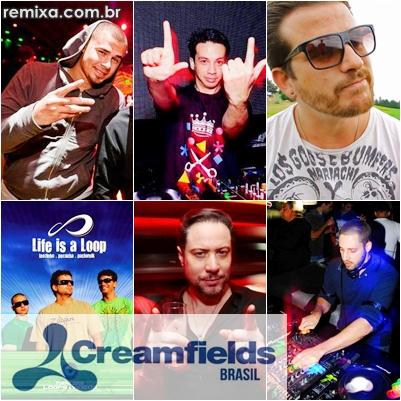 Creamfields Brasil LineUp2013