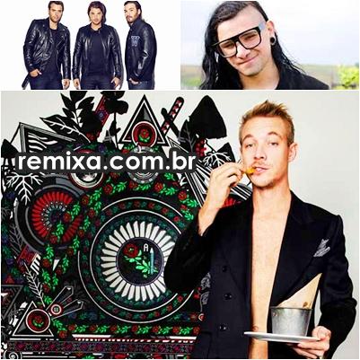 Diplo Skrillex SHM Grammy Remixa