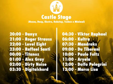 Castle Stage