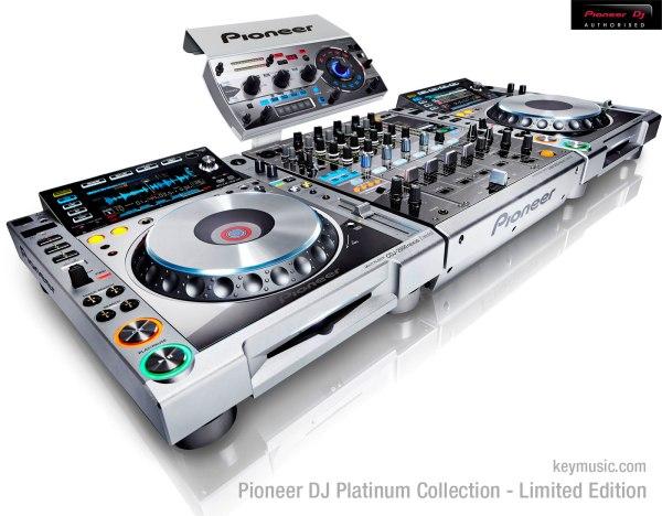 Remixa Brasil pioneer-platinum-collection