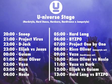 U-Niverse Stage