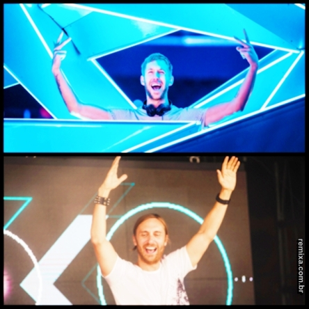 David Guetta e Calvin Harris