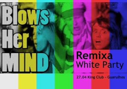 Remixa White