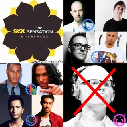 Skol Sensation 2013