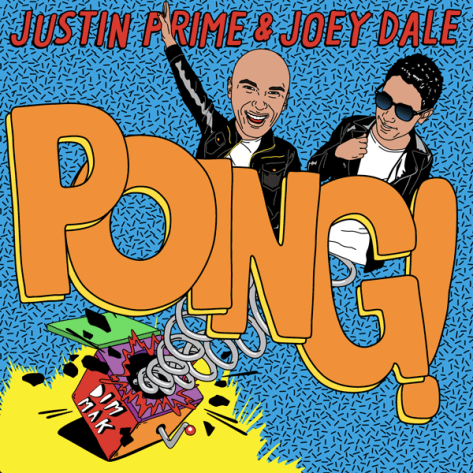 Justin Prime & Joey Dale 'POINT' artwork